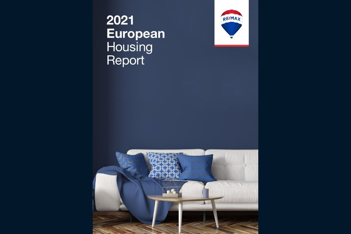 RE/MAX Europe pubblica l'housing report 2021