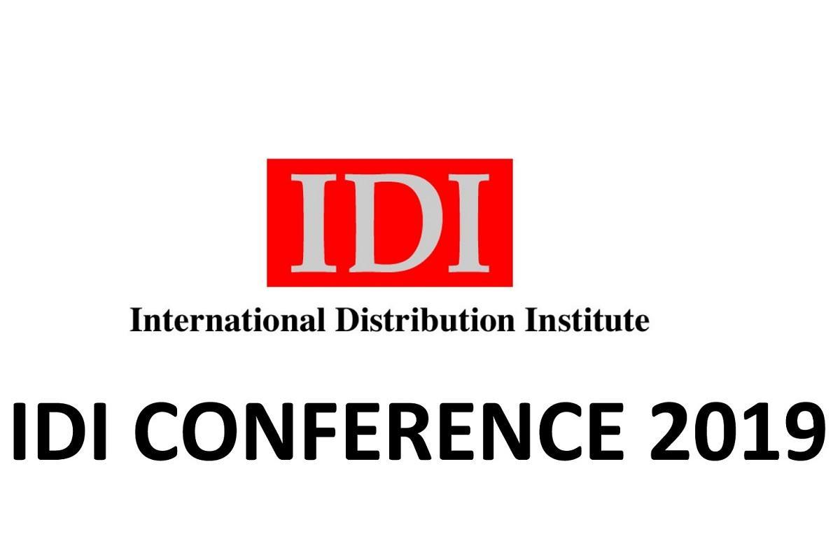 International Distribution Institute Conference 2019
